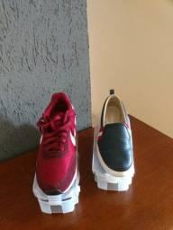 Expositor e organizador de calçados