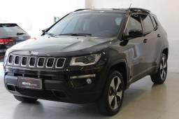 Jeep Compass Longitude 2.0 Turbo Diesel 4x4 + Único Dono + Rev. CCS * Apenas 44 mil km