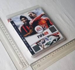 Jogo Original PS3 - Fifa 09 - EA Sports - Mídia Física - Usado - Funcionando