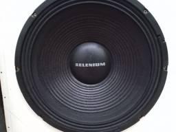 """Auto falante Selenium 15"""" Street Bass 550RMS"""