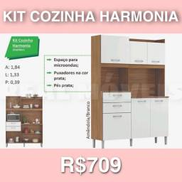 Armário de cozinha Harmonia / armário de cozinha harmonia