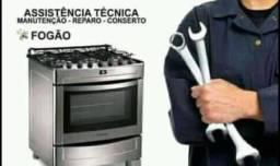 Conserto de fogão