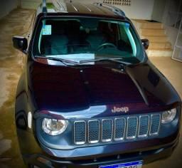 Título do anúncio: Jeep renegade longitude 18/19 Aut Preto