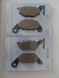 Título do anúncio: Pastilha de freio kit mt03 mt-03 dianteira e traseira nova lacrada