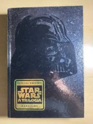 Título do anúncio: Star Wars - A Trilogia (livro)
