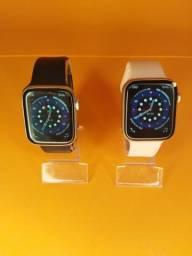 Título do anúncio: Smartwatch Iwo 13 W26+ Com botão rotativo