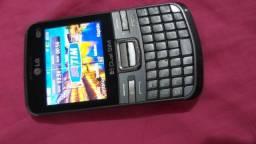 Título do anúncio: Celular LG C 199