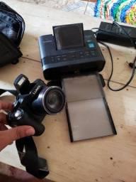 Máquina de revelar fotos