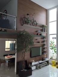 Sobrado 4/4 com 4 suites  Condomínio Jardins Verona