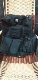 Colete Blacker para Vigilantes