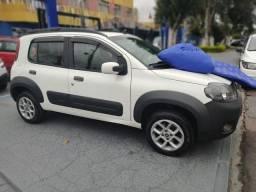 Fiat - UNO WAY 1.0 Flex 6V 5p - 2014 - NOTA 10 MULTIMARCAS