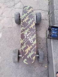 Seven Eletronic Skate Aceito Troca