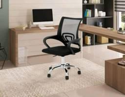 Cadeira de Escritório Diretor Giratória DIR-002 - Nell<br><br>