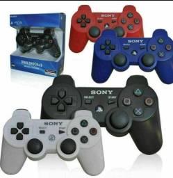 Controle de PS3 Sony sem fio novo promoção