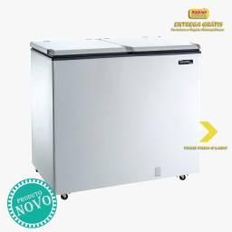 Freezer/Conservador Horizontal Esmaltec 325 Litros ECH350 - Branco