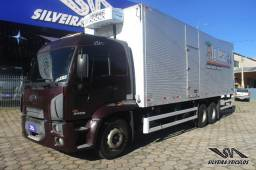 Ford Cargo 2428 Cabine Leito - Ano: 2012 - Baú Refrigerado
