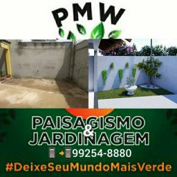 Pmw Paisagismo e Jardinagem