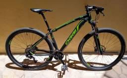 Montainbike Oggi Big Wheel 7.3, tamanho M, toda Deore XT, freio hidráulico, novíssima
