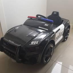 Carro Elétrico Policial