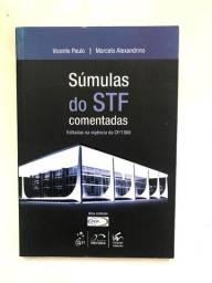 Livro Súmulas do STF comentadas