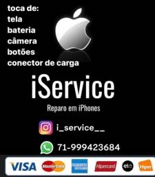 Manutenção geral em iPhone
