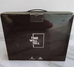 "Livro completo de Inglês ""TIME WILL TELL"""