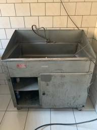 Maquina de lavar peças