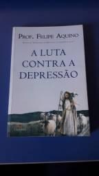 Título do anúncio: Livro - A Luta contra a Depressão.