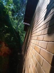Casas  Tijolos ecológicos em Santa Teresa