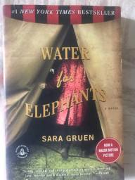Livro Water for elephants