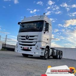 Título do anúncio: Mercedes Benz 2651 6x4 MegaSpace