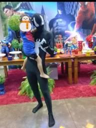 Fantasia Sibionte venon (homem Aranha)