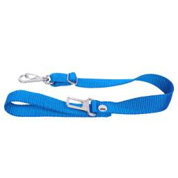Título do anúncio: Cinto de segurança automotivo resistente e confortável na cor azul