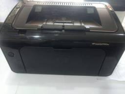 Título do anúncio: mpressora hp laserjet pro P1102w
