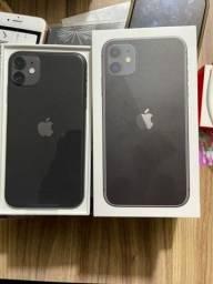 Título do anúncio: iPhone 64 preto