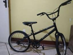 Bike semi nova e suporte
