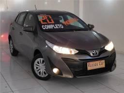 Título do anúncio: Toyota Yaris 2020 1.3 16v flex xl manual