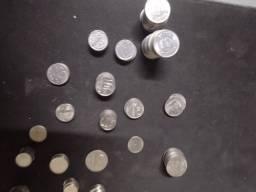 Título do anúncio: Vendo moedas antigas