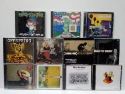 Cd's e Dvd's de Rock, Heavy Metal, Trash, Jazz, Blues, Soul, Rock Progressivo