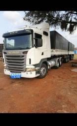 Vendo Scania 420 6x4