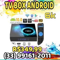 Tv Box T95 4/32GB H265