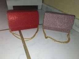 2 bolsas (com brilho)