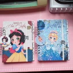Agendas - Caderneta da Criança - Diário - Planner - Cadernos