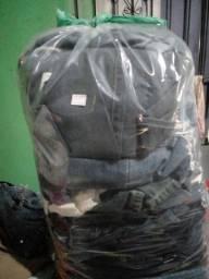 Saco de roupas para Brechó