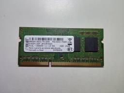 Título do anúncio: V-endo memória Smart 4gb Ddr3l-12800s (1.35v) Macbook, Notebook