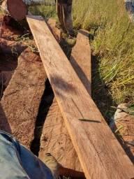 Pranchas rústica de madeira