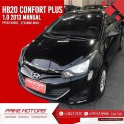 Hb201.0 Confort Plus 2013 Manual