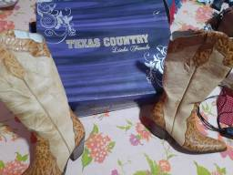 Bota Texas Country