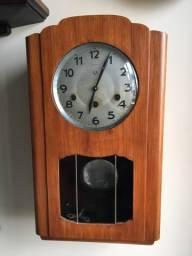 Relógio de parede carrilhão Reguladora