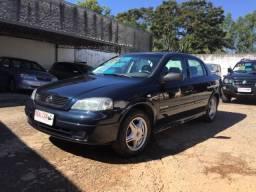 Astra Sedan 2.0 8v Expression Gasolina 2002 Azul Completo - 2002